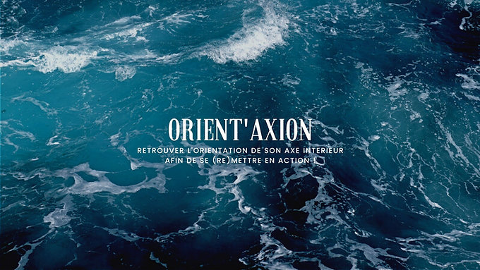 Orient'Axion