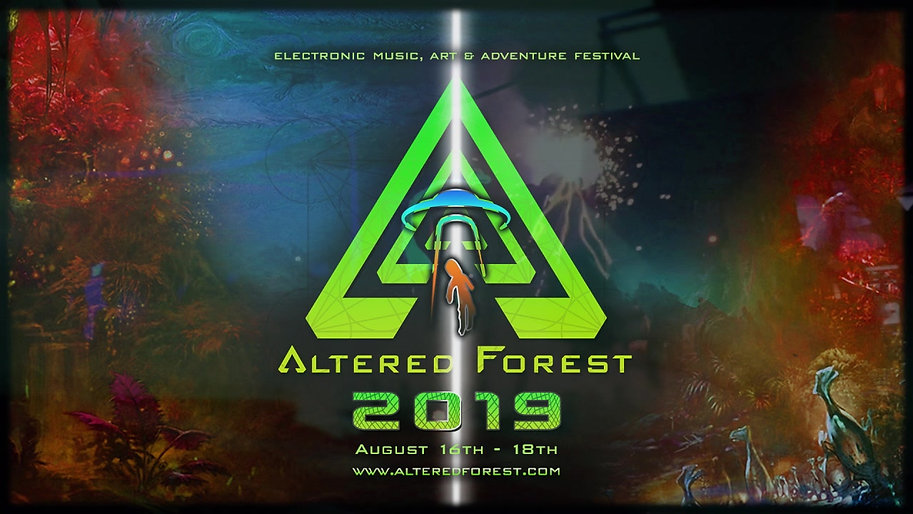 Altered Forest Logo Reveal 2019