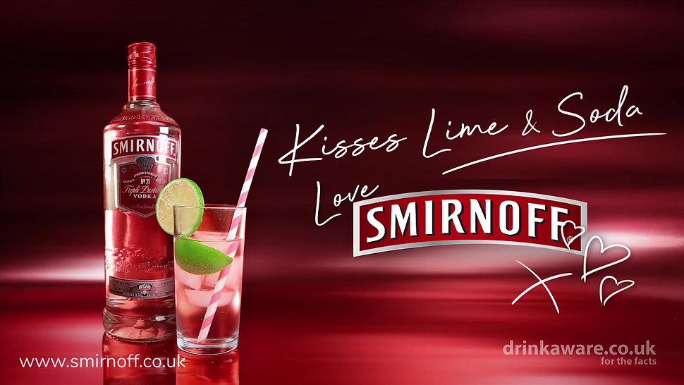 Kisses Lime & Soda