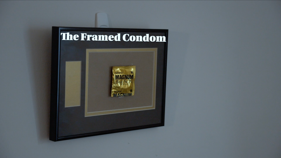 TheFramedCondom