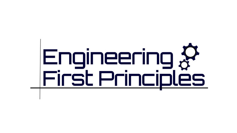Engineering First Principles