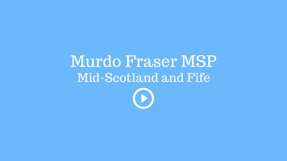 Murdo Fraser MSP