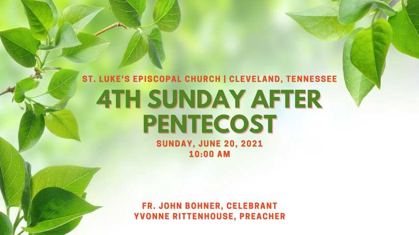 4th Sunday after Pentecost