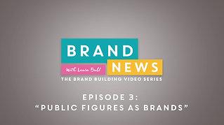 Public Figures as Brands