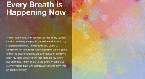 Chapter 2: Every Breath is Happening Now: Part 1