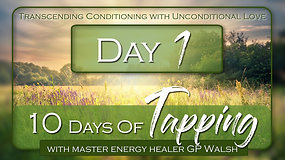 10 Days of Tapping Day 1