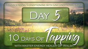 10 Days of Tapping Day 5