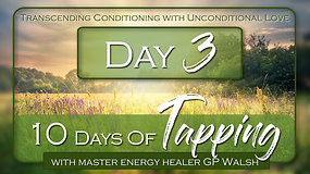10 Days of Tapping Day 3