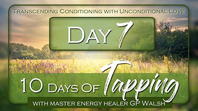 10 Days of Tapping Day 7