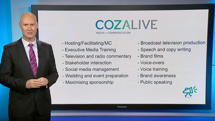 COZALIVE | Discover more about what Cozalive Media Communication Films can delivery for you - we porvide media solutions and content to some of Australia's biggest brands