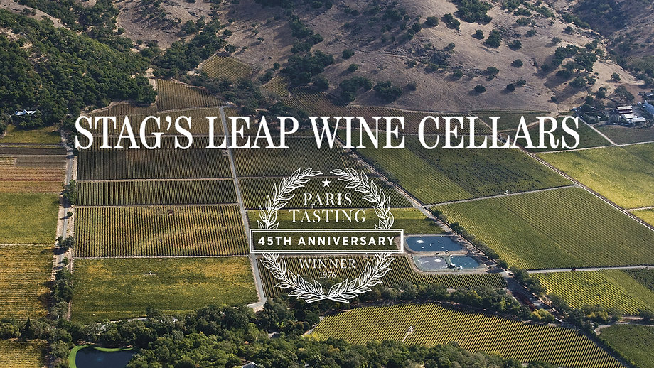Join the Legacy of a Napa Valley Legend