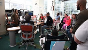 Rashad Jennings Foundation- ATL Children's Hospital Visit