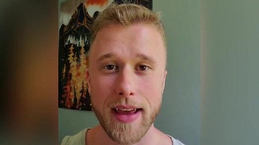 Simon B.  Age 26
