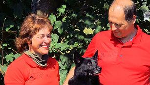 Die Vermieter von Brangs Hunderparadies Eifel stellen sich vor