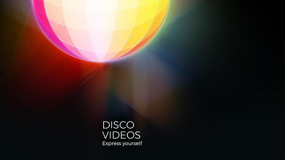 Disco Videos 3.0