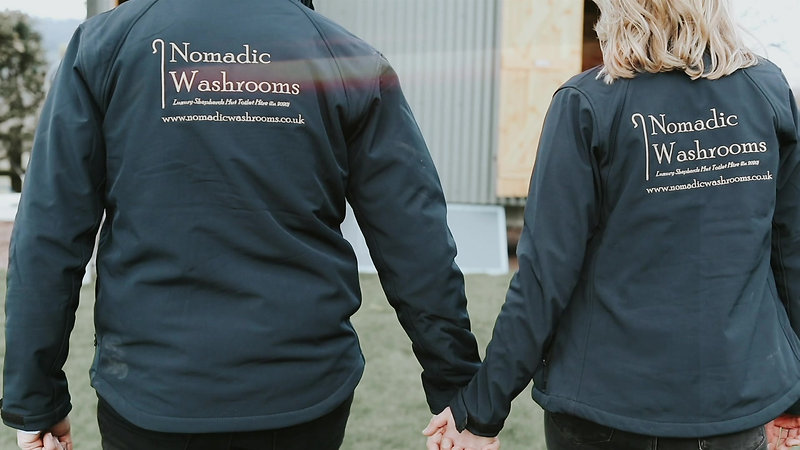 Nomadic Washrooms - The Footage