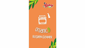 Poliboy Organic Kitchen Cleaner