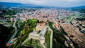 Calabria - Cosenza e il suo Castello Normanno Svevo, tra arte ...