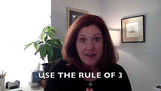 The Rule of 3