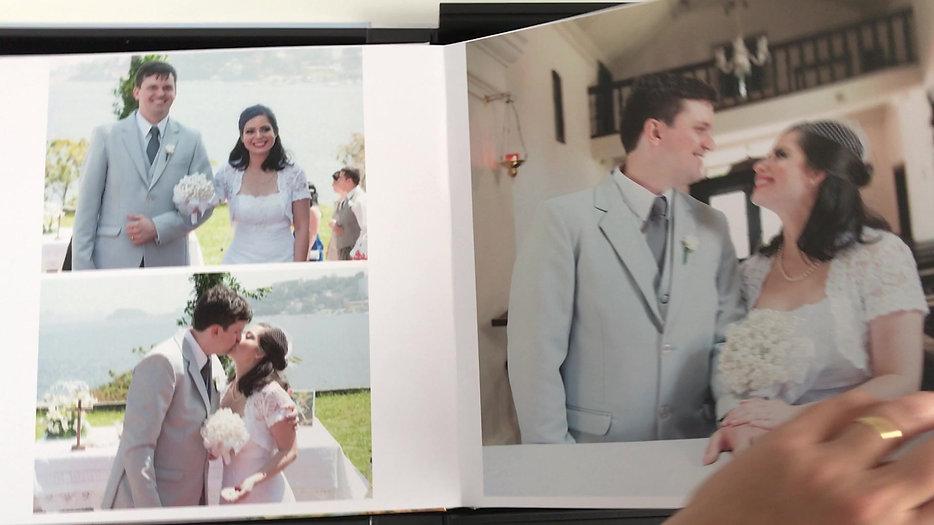 Fotolivro Casamento
