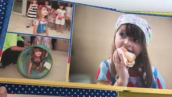 Fotolivro Festa Infantil