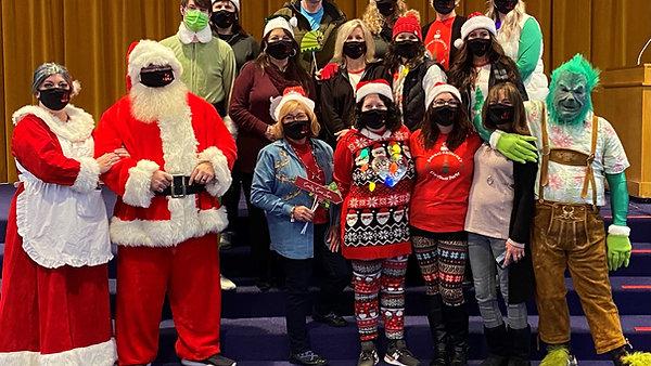 MVARCF 2020 Children Christmas Drive-Thru
