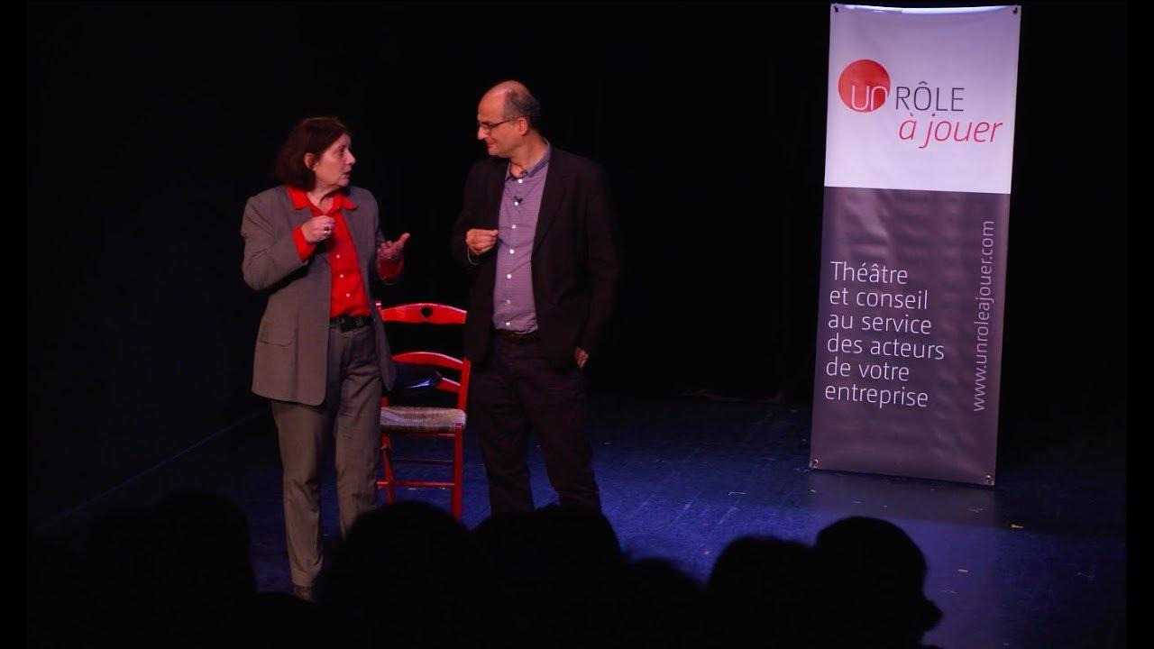 Théâtre en entreprise pour former, sensibiliser et mobiliser