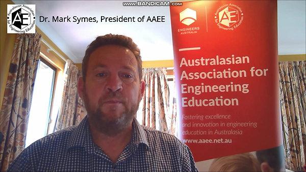SEFI & A2E2 message