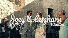 Leighann and Joey Wedding