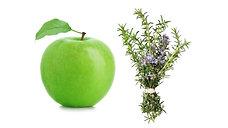 Rosemary Apple Jam