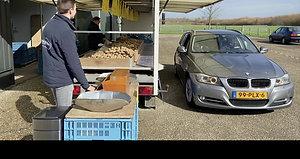 Werkwijze - Aardappeldrive