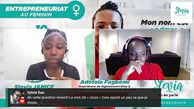 ENTREPRENEURIAT AU FEMININ, AU CANADA ET A L'INTERNATIONAL
