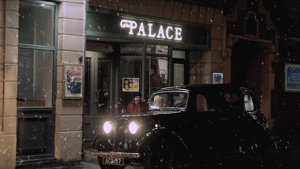 The Palace Cinema - Christmas Ad