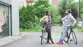 Mélanie Demers - Le vélo