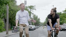 Nicolas Langelier - Le vélo à Montréal