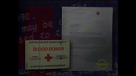 Hero blood donor whistle blower
