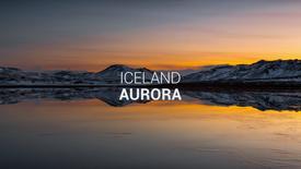 Iceland Aurora (Score)