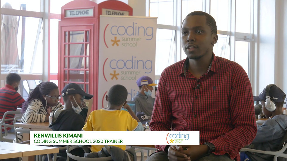 Coding Summer School Kenya 2020