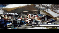 Baureport Hotel Edelweiss Großarl