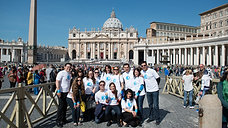 2014 | Divine Mercy Pilgrimage