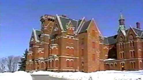 Danvers State Hospital 2003 winter exteriors