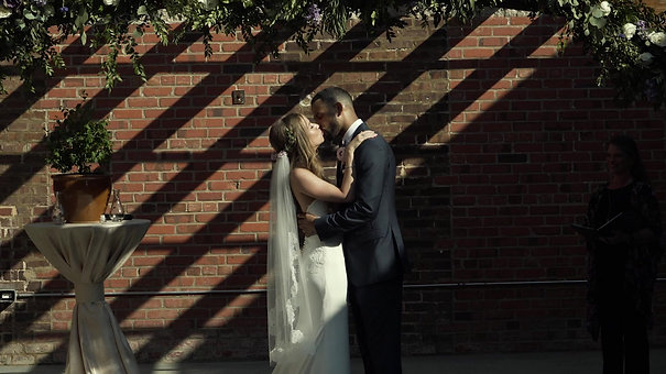 Samantha & Jacob :: The Cloth Mill at Eno River :: AO&JO Photography & Videography (Raleigh Wedding Videographer)