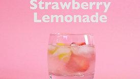 Yeyo Strawberry Lemonade