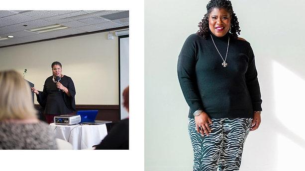 Abena Osei-Wusu Testimonial for Dr. Carol