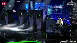 The Blackouts zeigen eine fantasievolle LED-Show - Finale