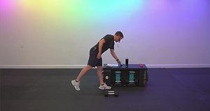 Sweat 181: JB Lower body (hamstrings)