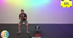 Sweat 124: Strong (Hamstrings & Inner thighs)
