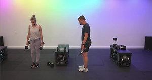 Sweat 264: JB Lower Body (quads & claves)