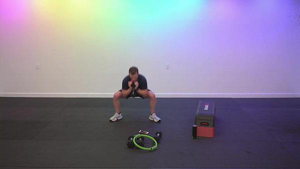 Sweat 205: JB Lower Body