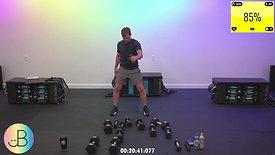 Sweat 324: JB Upper Body (Shoulders)